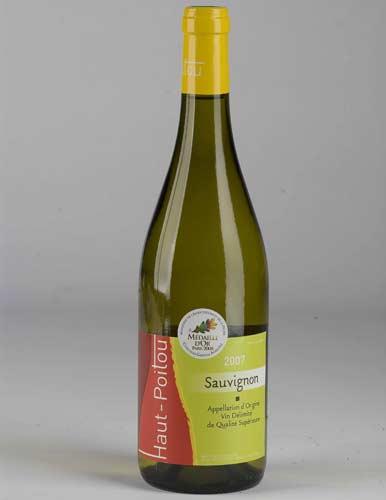 Le Sauvignon blanc 2007 du Haut Poitou